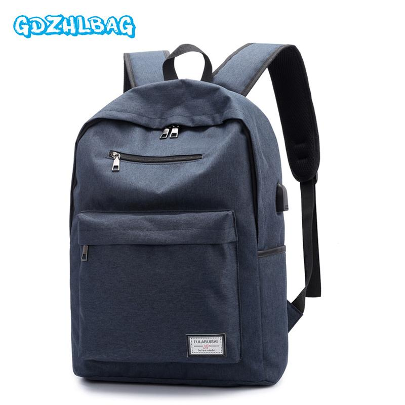 546dee17451c External USB Charge Laptop Backpack Waterproof Rucksack Notebook Computer  Bag 15.6 Inch For Women Men School Bag 2018 B310 Best Backpack Designer  Backpacks ...