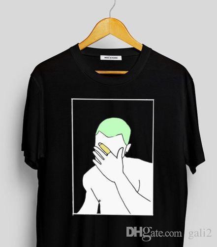 7b8b3042 Frank Ocean Blonde Unisex T Shirt Mens Womens/Frank Ocean Blond Shirt T  Shrt Fun T Shirt From Gali2, $11.67| DHgate.Com