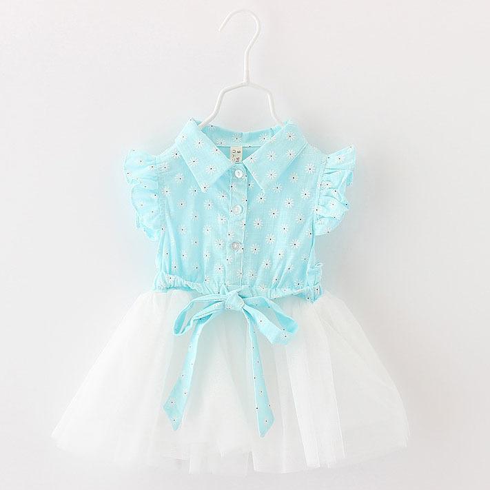 8b2c5079bda 2019 Baby Girl Clothes Summer Newborn Girls Dress Bebe Kid Baby Dress  Cotton Lace Beautiful Flower Girl Dresses From Anglestore