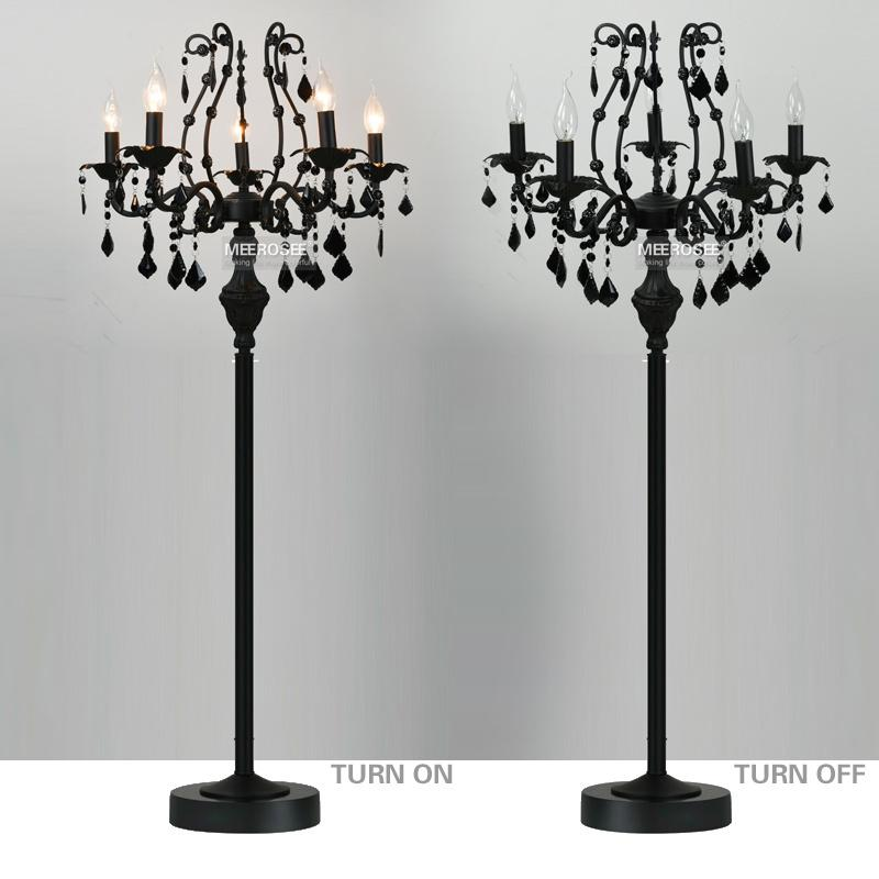 Acheter Lampadaire En Cristal Vintage De 5 Lumi¨res Luminaire De