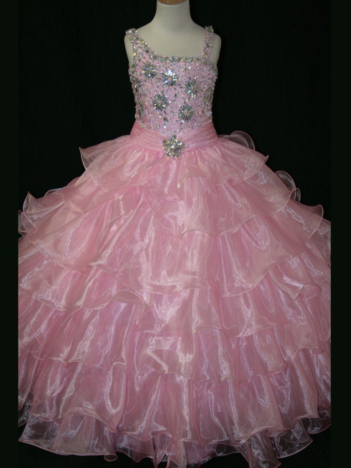 Pink Ice Dresses