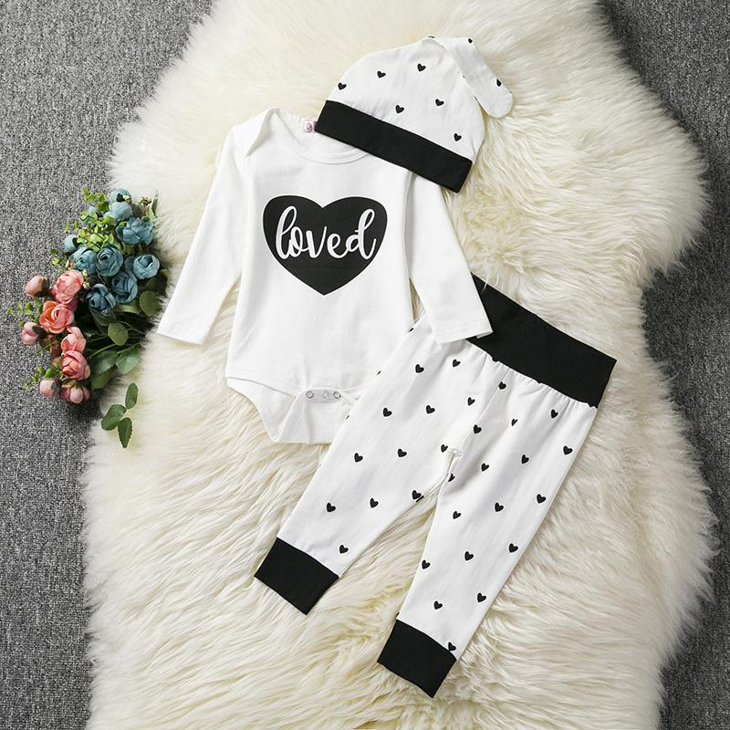 da83a0484d6d 2019 New Baby Clothing Sets Newborn Boy Girl Winter Clothes Kid s ...