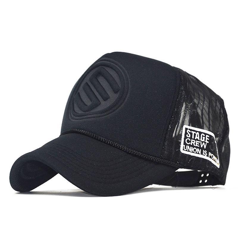 Baseball Cap Men Dad Hat Women Sports Casual Bend Visor For ... afe8052711ce