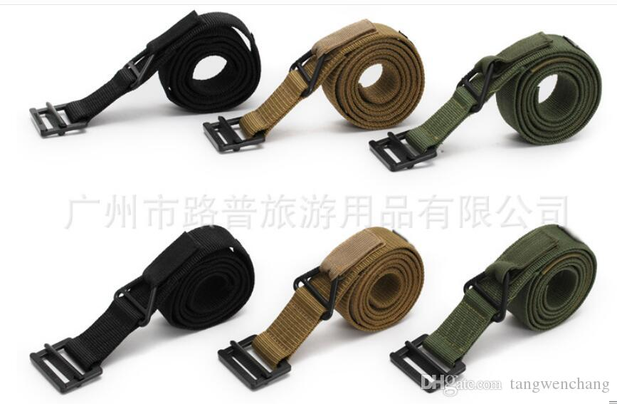 Factory direct inner weave belt tactical multi-function waistband outdoor unisex Belt Black Hawk special girdle