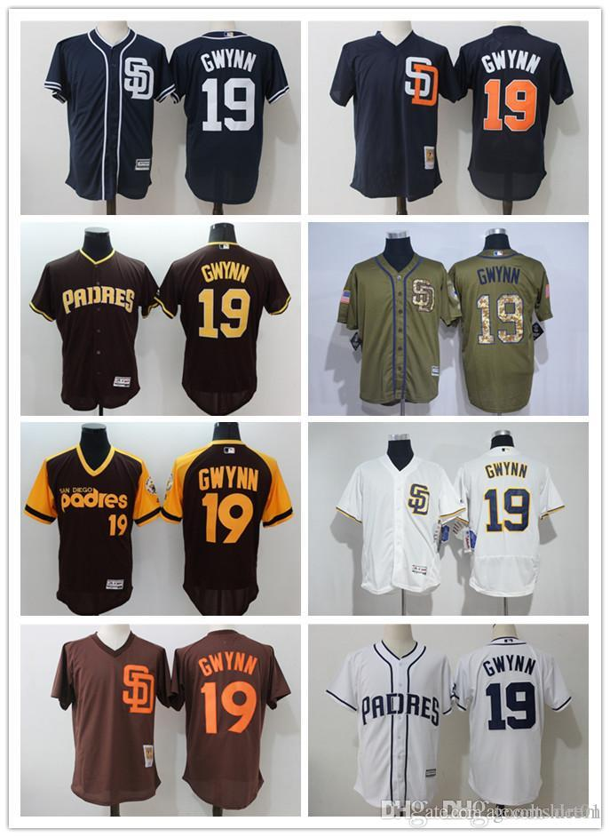 97e041a0b real san diego padres majestic 2017 cool base custom baseball jersey white  35ad0 93292  new zealand 2019 custom men women youth san diego padres jersey  19 ...