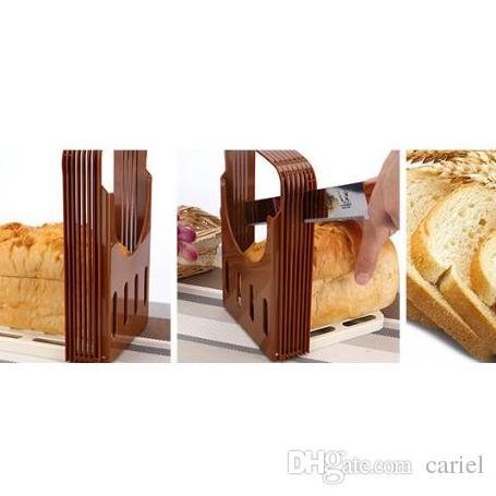 Cariel Ekmek Kesici Loaf Tost Dilimleme Araçları Sandviç Dilimleme Kesici Kalıp Makinesi ekmek ve pasta araçları mutfak araçları H115
