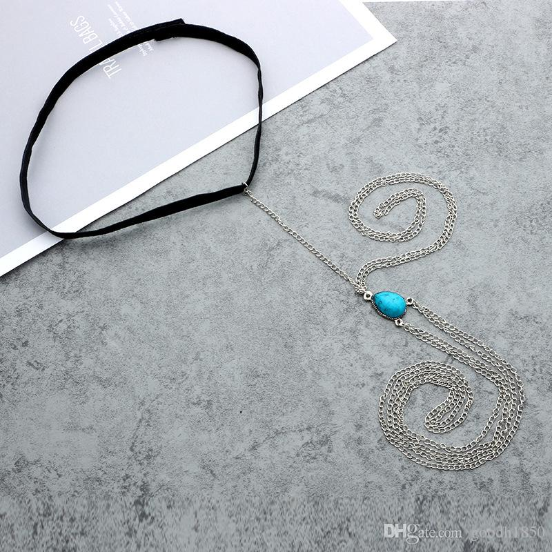 Fashion allon Pendant beach foot arts,nice and cheaper crafts and gifts tassel chain for women