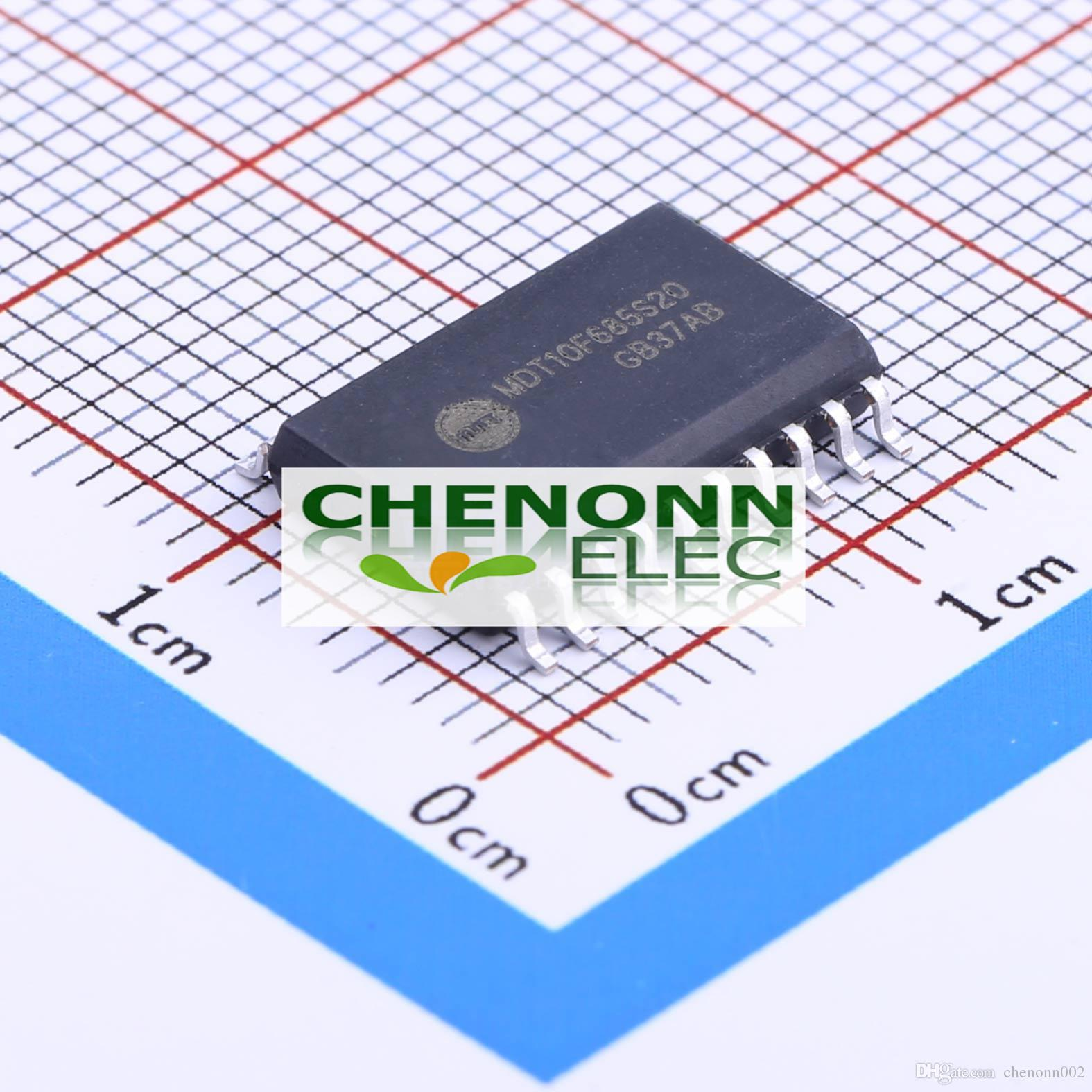 2018 Cpu Microcontroller Mdt10f685 Sop 20 Industrial Electronic Circuit Diagram Of A Active Components Integrated Drop Shipping From Chenonn002 058