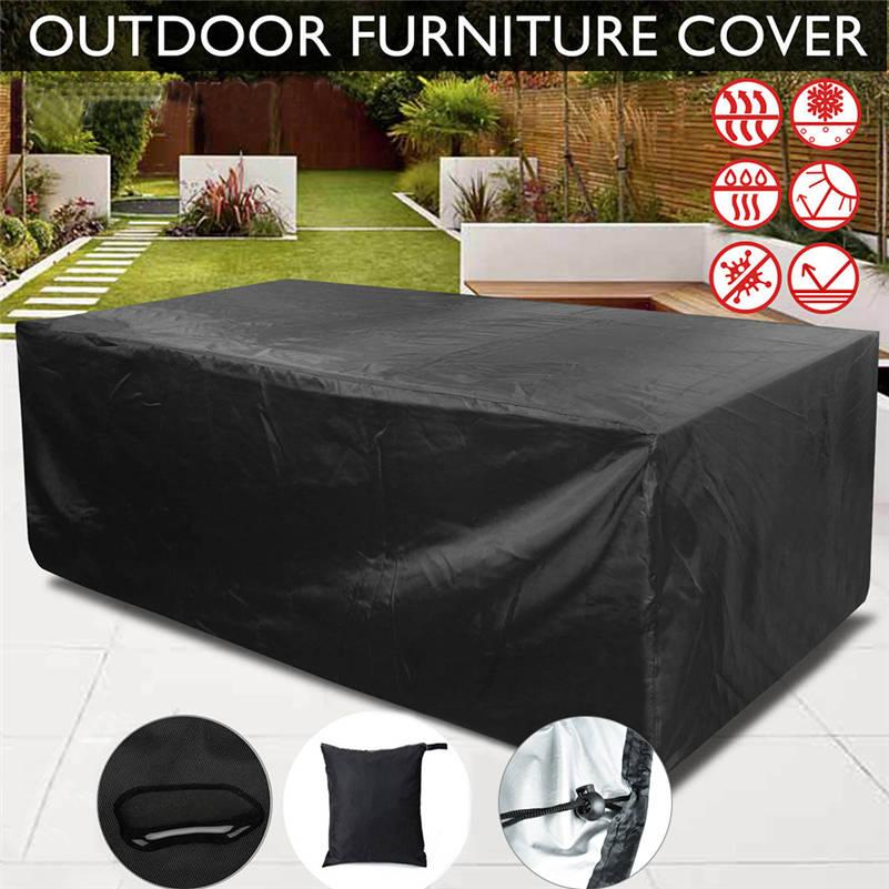 Waterproof Outdoor BBQ Table Chair Cover Garden Patio Furniture Cover Anti  Dust Rain Proof BBQ Accessories Covers Cheap Covers Waterproof Outdoor BBQ  Table ... - Waterproof Outdoor BBQ Table Chair Cover Garden Patio Furniture