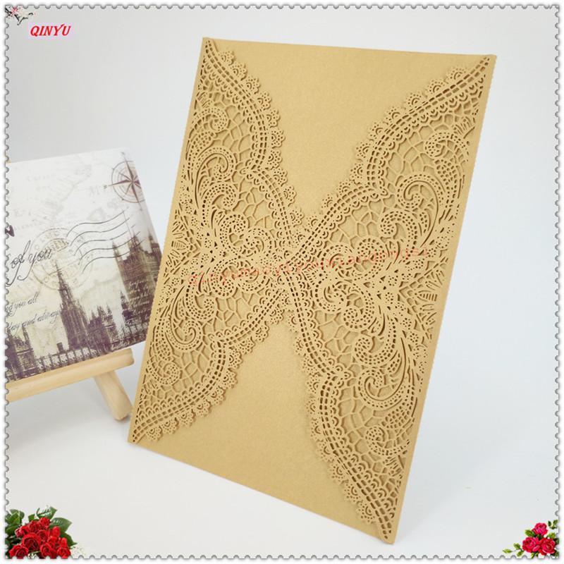 Wedding Invitation Birthday Invitation Card Rustic Wedding Supplies