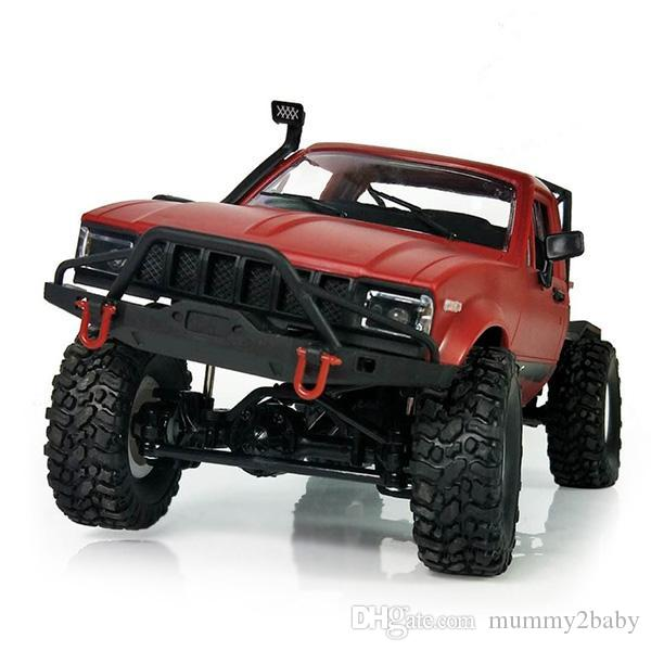 Newest Wpl 116 2ch 4wd Rc Truck 24g Off Road Electric Car Rhdhgate: Off Road Rc Cars And Trucks At Cicentre.net