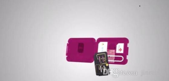 -Rsim 12+ r sim 12+ RSIM12+ iphone unlock card for iPhone 8 iPhone 7 plus and i6 unlocked iOS 11.x-7.x 4G CDMA GSM WCDMA SB AU SPRINT