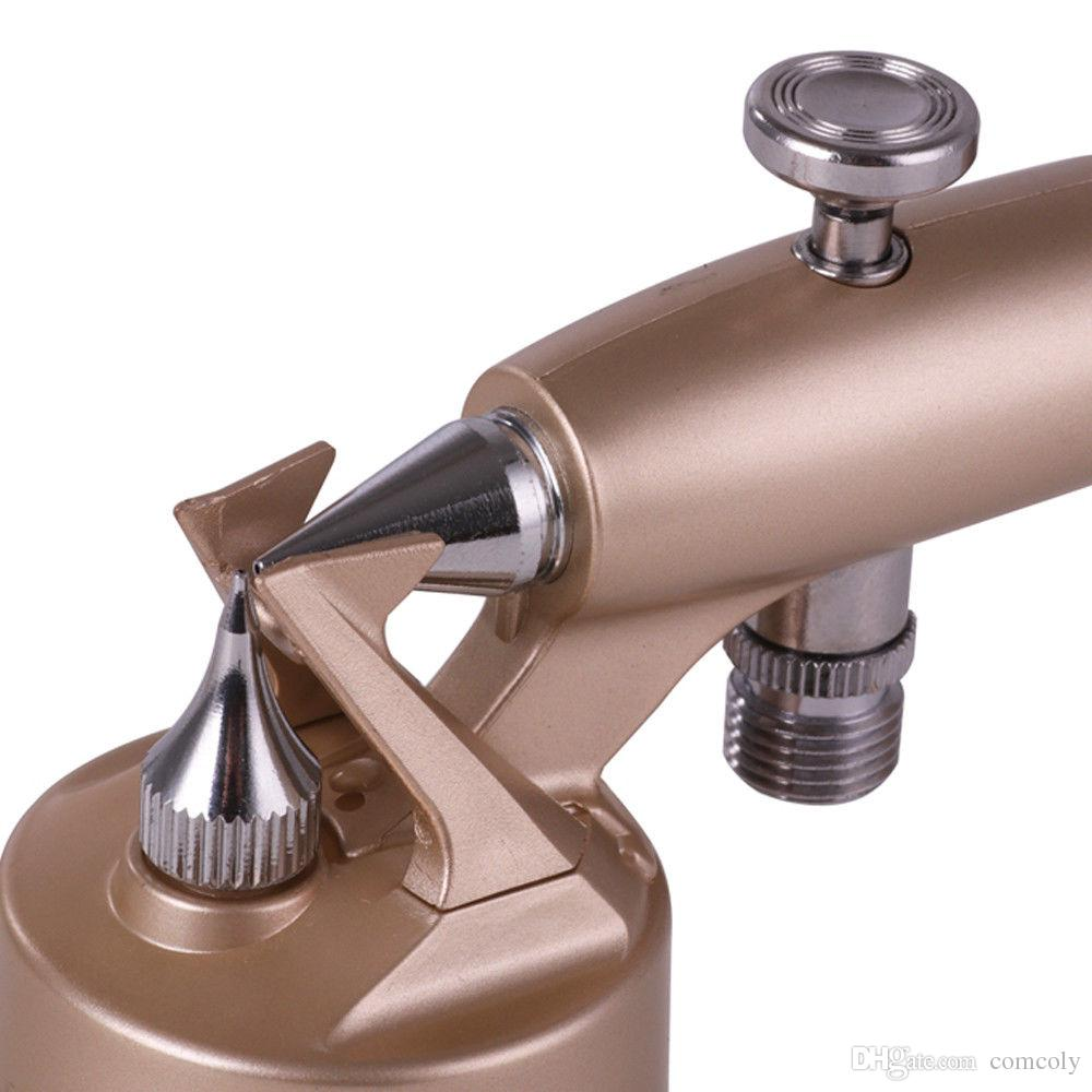 Novo Pure Oxygen Spray de Água Jato Facial Massagem de Pele Rejuvenescimento Cuidados Peel Máquina Clareamento Levantagem Remoção de Remoção