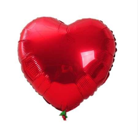 Wedding Balloons Large Heart Shape Aluminum Foil Balloons Wedding