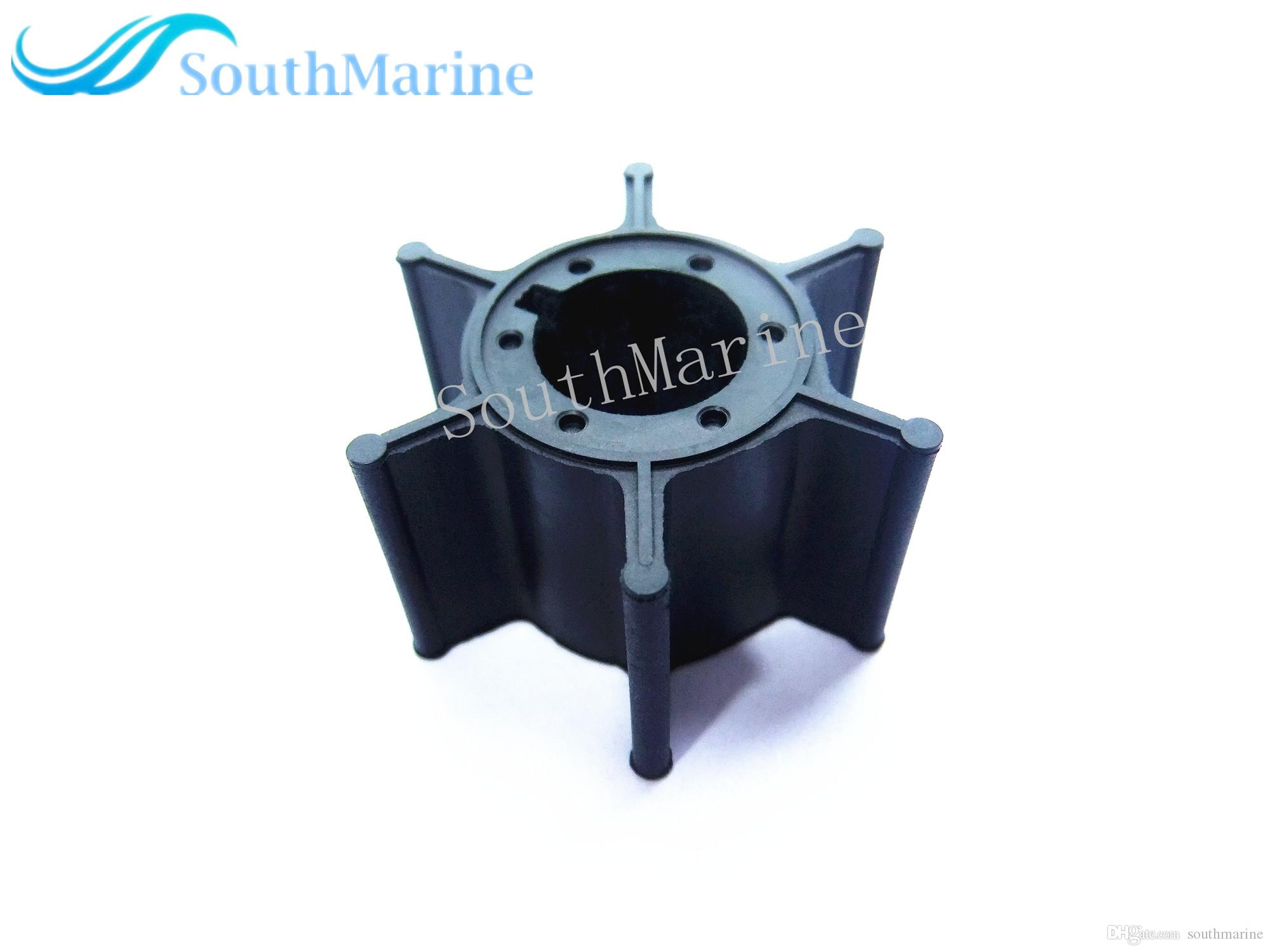 Boat Engine Water Pump Impeller for Yamaha 6HP 8HP 15HP Outboard Motor  662-44352-01 662-44352-01-00 47-95611M 47-81242M 18-3063 6A 6B 8B 1  662-44352 ...