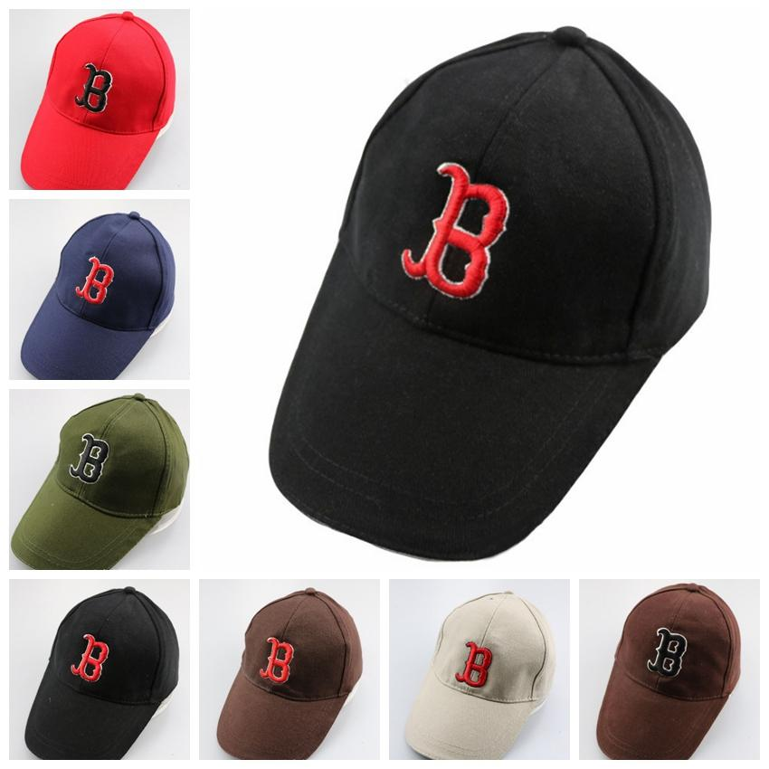 b00836df539 New Pattern Adjustable Fashion Outdoor Sports B Letter Hat Snapbacks ...