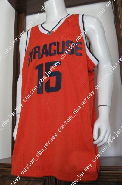 Cheap Custom Carmelo Anthony Syracuse NCAA Basketball Jersey Orange  Stitched Customize Any Number Name MEN WOMEN YOUTH XS 5XL UK 2019 From  Custom nbajersey 7a17beecb