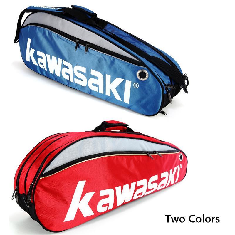 Mochila Squash Bolsa Gimnasio De Pack Tenis Entrenamiento Badminton Kawasaki Deportiva Raqueta 6gfyb7