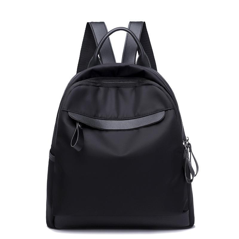 2019 FashionLuxury Designer Women S Oxford Backpack Famous Designer Women  Shoulder Bag Zipper Op Handle Backpacks Travel Double Shoulder Bag Back Pack  ... 9a39562bffd0c