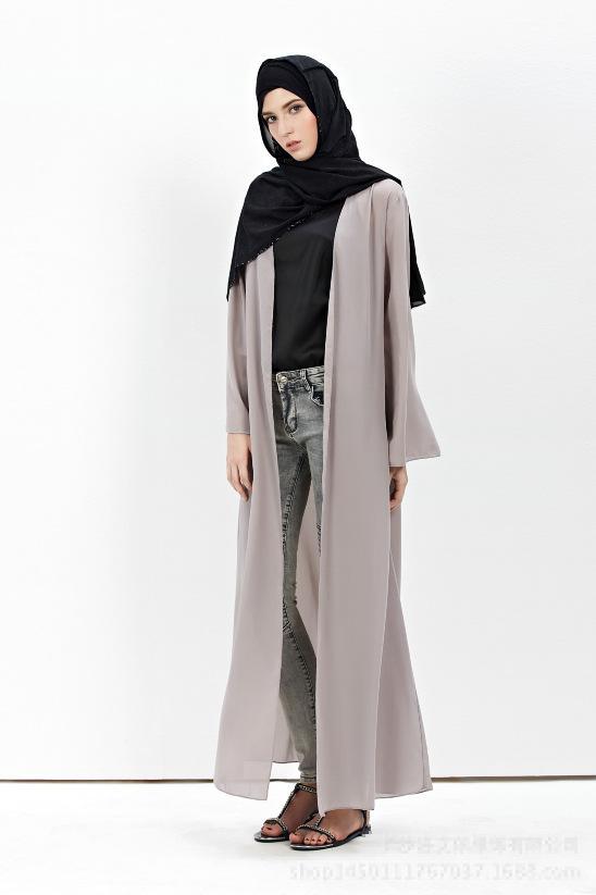 Acheter Robe Musulmane Mode Féminine Longue Abaya Vêtements Islamiques  Bangladesh Turque Hijab Robe Islamique Ramadan Robes Turques Islamique De  $18.2 Du