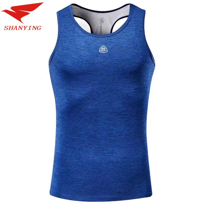 66b04f83d5dd7 2019 2019 NEW 2018 Quick Dry Logo Custom Running Vest Training Sleeveless  Man S T Shirt Workout Sport Suit Fitness Tights Gym Men Tank Top From  Jerseys222