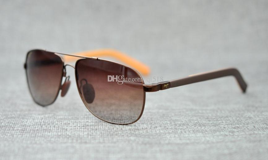 122f2e5a661 Fashion MauiJim Sunglasses MJ 327 Polarized Lens Sun Glasses MJ327 ...
