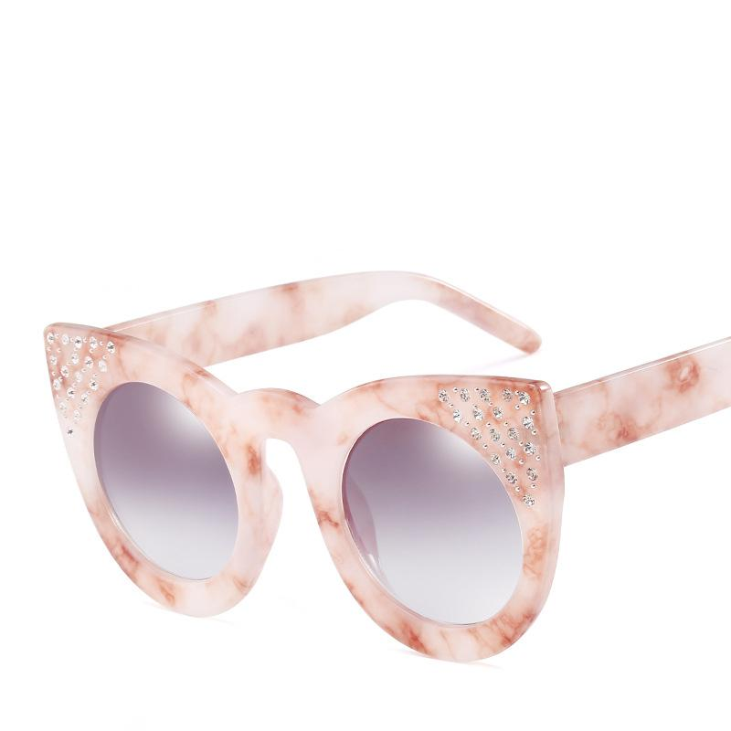 8daa8a7bba 2019 New Fashion Women Sunglasses Street Party Glasses Luxury Brand Leopard  Eyewear Good Quality UV Protection Cat Eye Designer Sunglasses Sunglasses  For ...