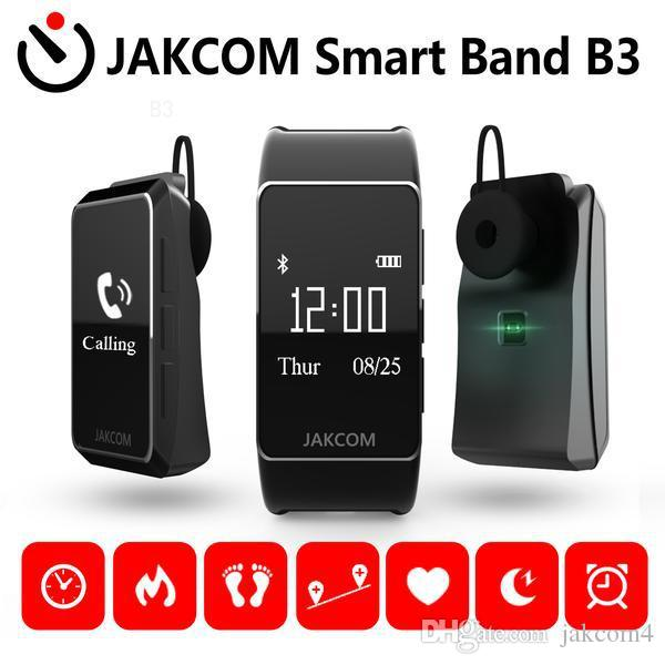 JAKCOM B3 Smart Watch Venta caliente en relojes inteligentes como regalos 2017 hisense led tv
