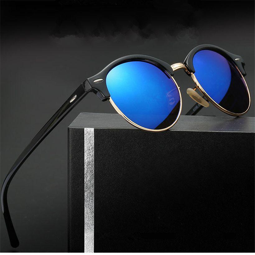 8c66f05a51 XojoX Sunglasses Men Polarized Brand Designer Night Driving Sun Glasses  Women Retro Classic Mirror Sunglass Fashion Eyewear Sunglasses Case  Knockaround ...