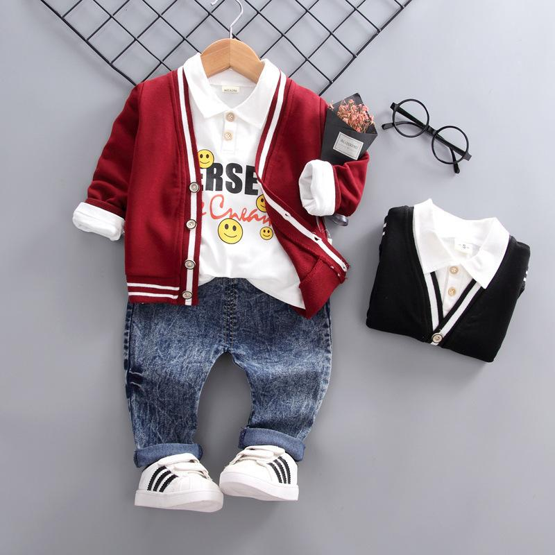 8f8266ae3455 2019 2019 Spring New Infant Clothing Girl Boys Clothes Baby Coat ...