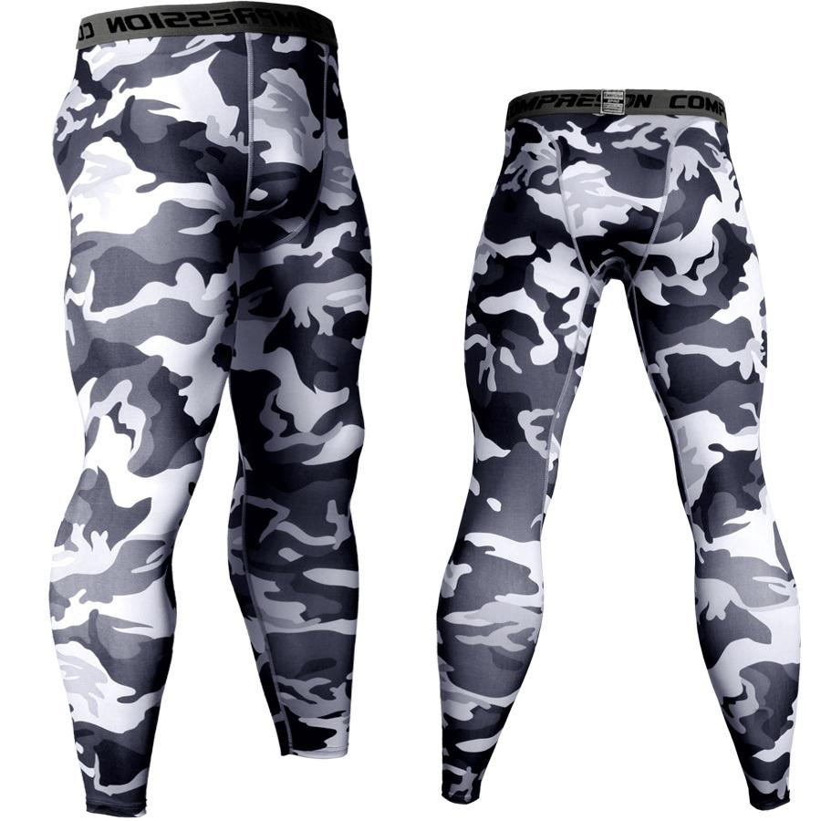 3182b80faa 2019 Joggers For Men Compression Tights 3d Trousers Men Camouflage Army  Skinny Leggings Crossfit Mma Gyms Fitness Workout Camo Pants From  Jinsheng04, ...