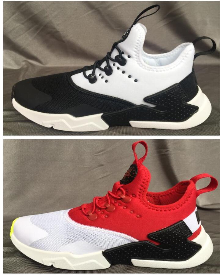 23c119bb36ba5 2018 Newest Kids Air Huarache Sneakers Shoes For Boys Children S Trainers  Huaraches Sport Running Shoes Size 28 35 Kids Sports Shoes Online Junior  Running ...