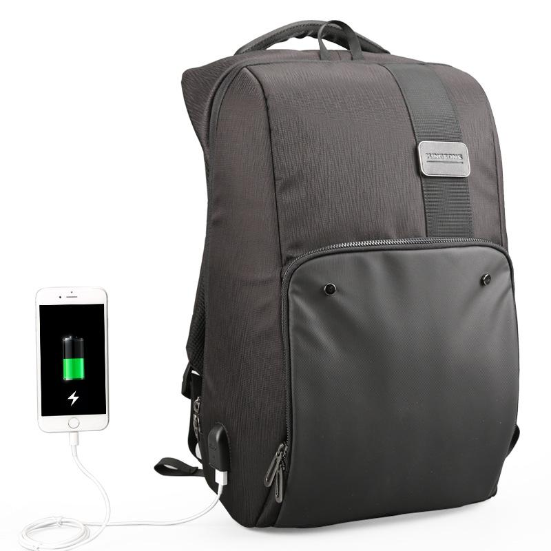 15.6/17 Inches Man Multi-functional backpack External Charging USB Laptop Backpack Anti-theft students Waterproof Travel bags