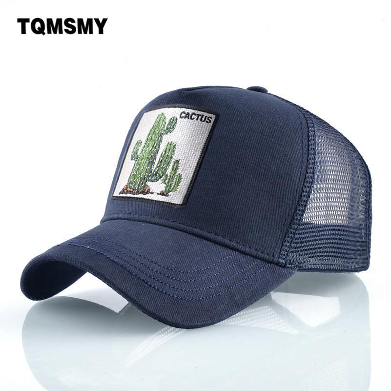 1b3e08b1aae444 Summer Breathable Mesh Baseball Cap Women Spring Snapback Caps Trucker Hats  For Men Embroidery Cactus Bone Gorras Visor Hat Custom Trucker Hats Compton  Cap ...