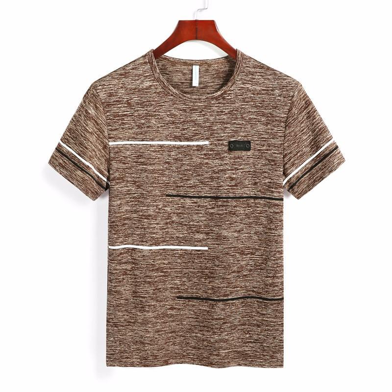 b734393a84d50 Satın Al Artı Boyutu 9XL T Gömlek Erkekler Rahat Düz Renk Hızlı Kuru  Erkekler T Shirt Spor Kısa Tee Erkek Rahat Boy T Gömlek M 9XL, $26.5 |  DHgate.Com'da