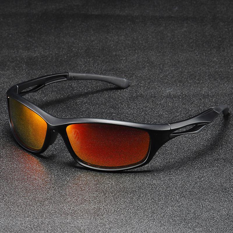 8bcd7d235 Compre Esportes Polarizados Óculos De Sol Para Os Homens De Condução  Correndo Ciclismo De Golfe De Golfe De Beisebol Tr90 Óculos De Proteção UV  De ...