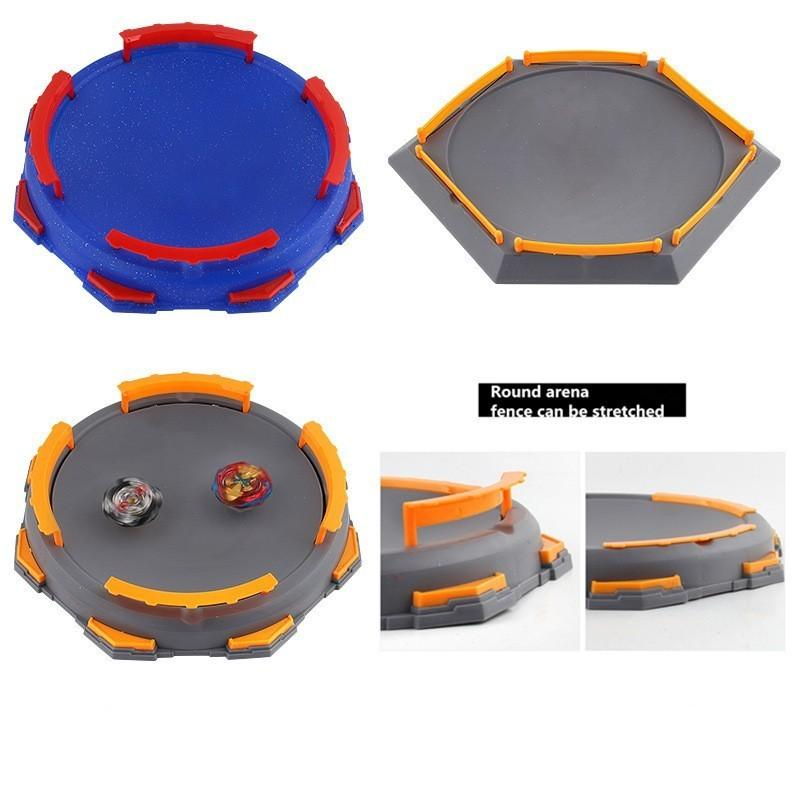 Spinning Top Arena Stadium Toupie Beyblade Burst Battle PK Gyro Disk Bey Blade Blades Toys For Children Kids Best Gifts Sale