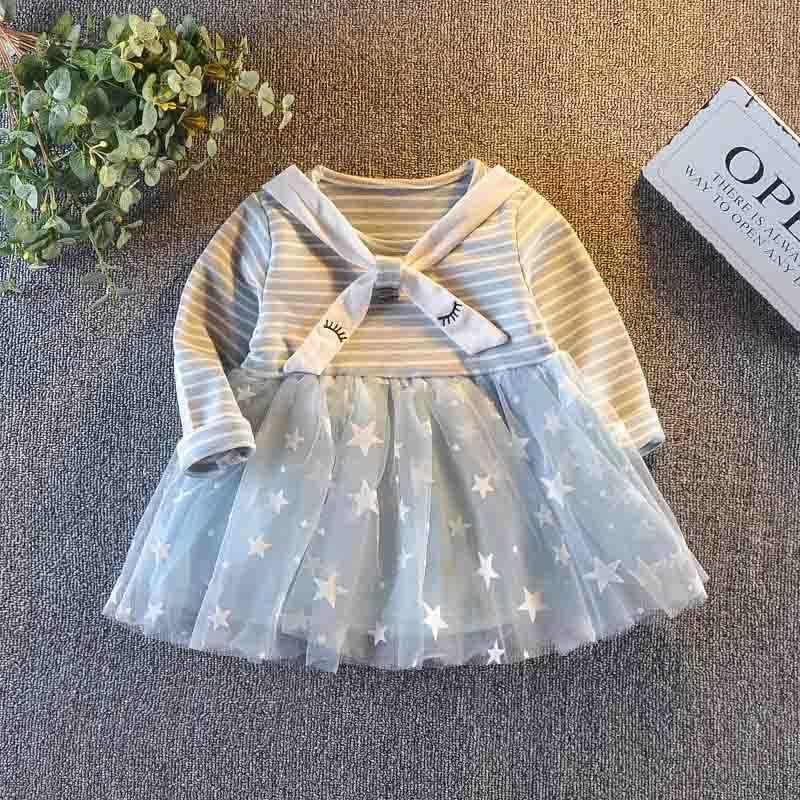 6ff289fd5806 Good Quality Baby Girl Dress 0-2Y Newborn Cute Baby Embroidery ...