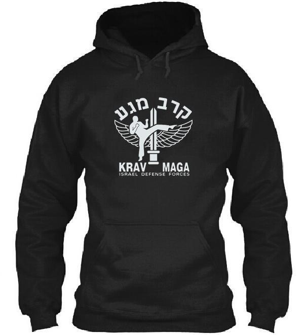 3f52a502c065 Acheter Omnitee Israel Krav Maga Hoodies À Capuche Hommes De Mode Imprimé  Sweatshirt Force De Défense Automne Hommes Polaire Pull Hommes Manteau De   44.29 ...