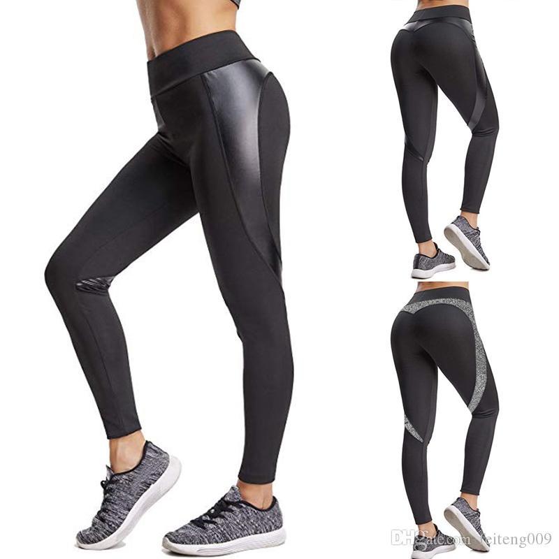 b99109196a75 2019 Sport Yoga Leggings Women Pants Love Heart Shaped Push Up Fitness  Stretch Running Tight Leggins Gym Golf Sportwear Bottom #680583 From  Feiteng009, ...
