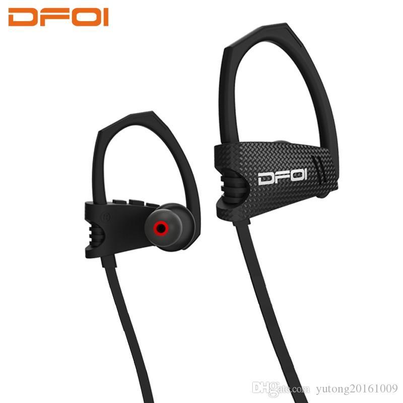 Acquista Cuffie Senza Fili DFOI Impermeabile Bluetooth Cuffie Sport  Auricolari Senza Fili Auricolare Bluetooth Con Microfono Auricolare A   17.57 Dal ... 0c15922463c6