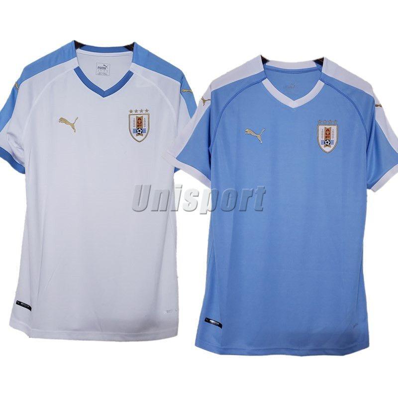 best service 23dad c213a Copa America 2019 Uruguay Soccer Jerseys Cavani Suarez Futbol Camisa Gold  Cup Camisetas Shirt Kit Maillot Tops Maglia