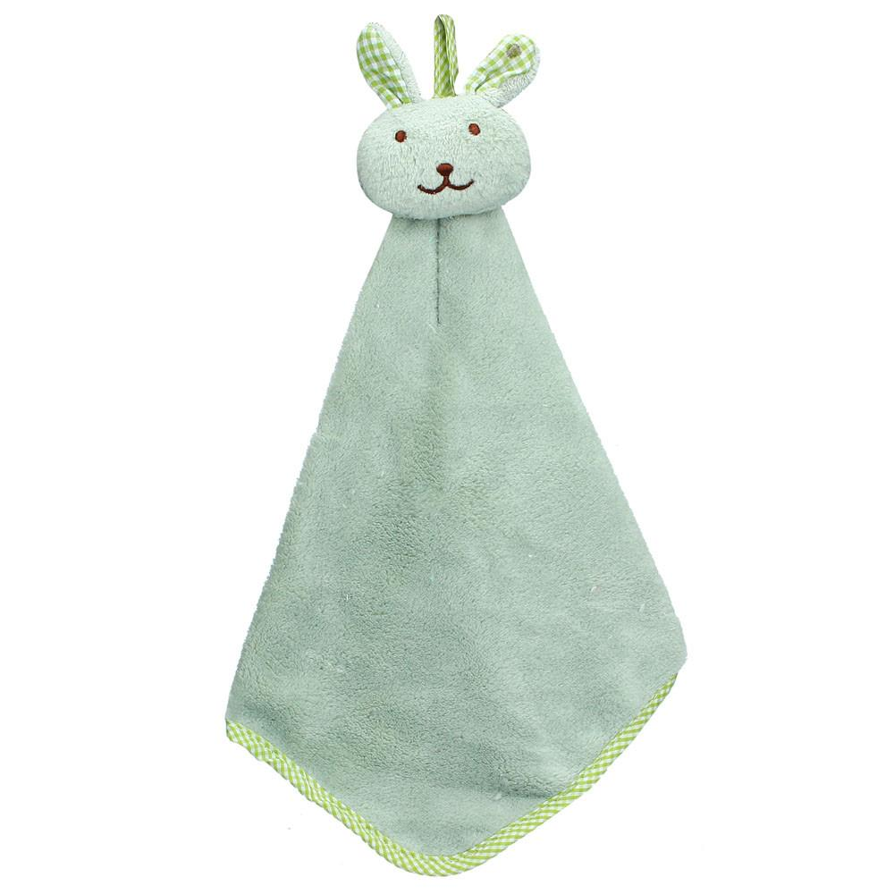 hand towel kitchen cartoon animal hanging cloth soft plush rh dhgate com