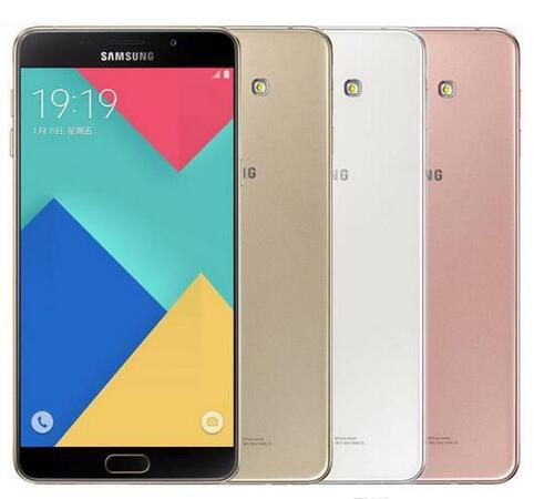 Original Samsung Galaxy A9 A9000 Dual Sim Octa Core 3GB/32GB 6.0 Inch 13MP NFC 4G LTE Refurbished Unlocked Mobile Phone