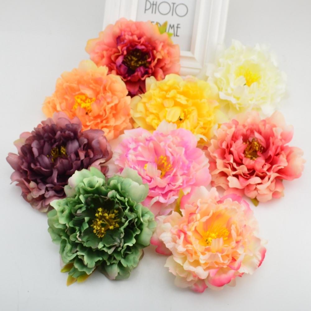 2019 hot sale high quality silk peony head diy multicolor wedding rh dhgate com