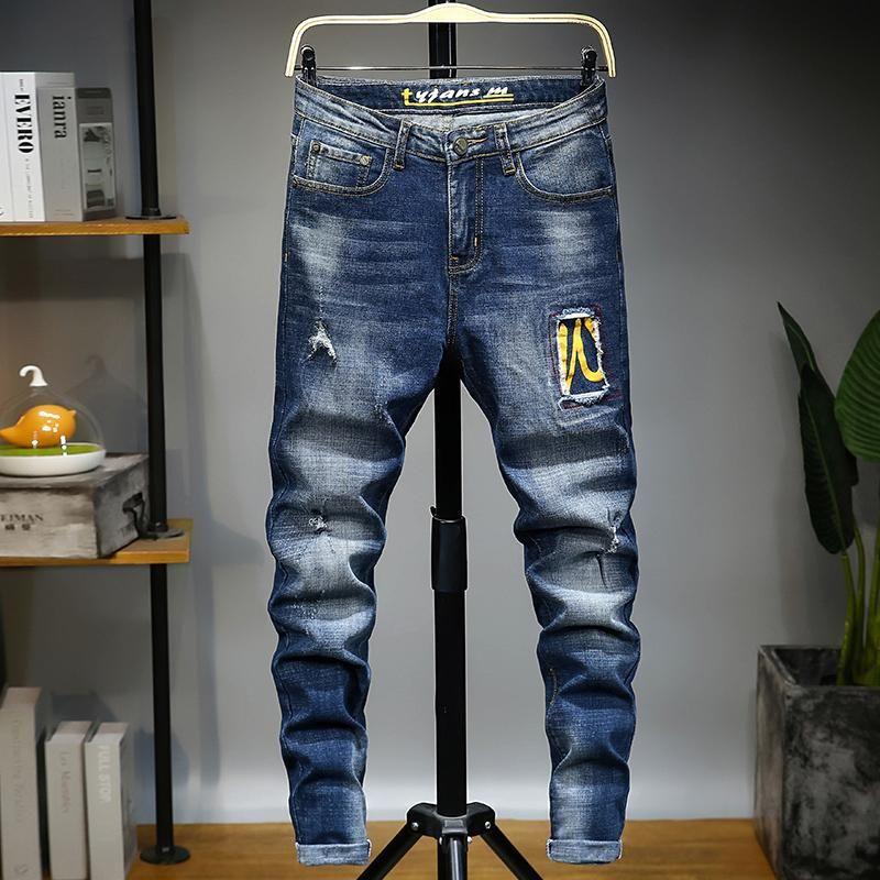 2021 Men'S 2020 Luxury Designer Jeans Balman Square Jeans ...