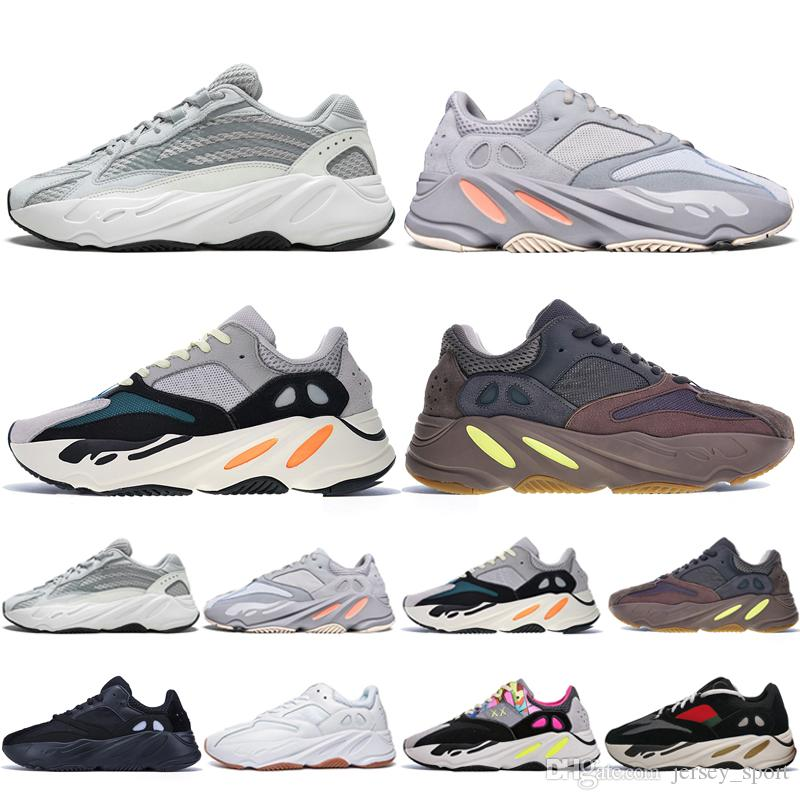 2bd8002db01 Kanye West 700 V2 Static 3M Mauve Inertia 700s Wave Runner Mens ...