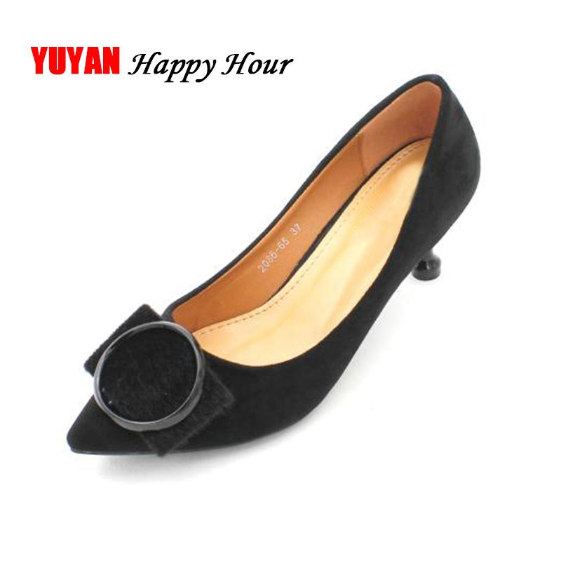 2ea00d5f0bc6 Women Shoes High Heel Pointed Toe Sexy Ladies Pumps Women s High ...