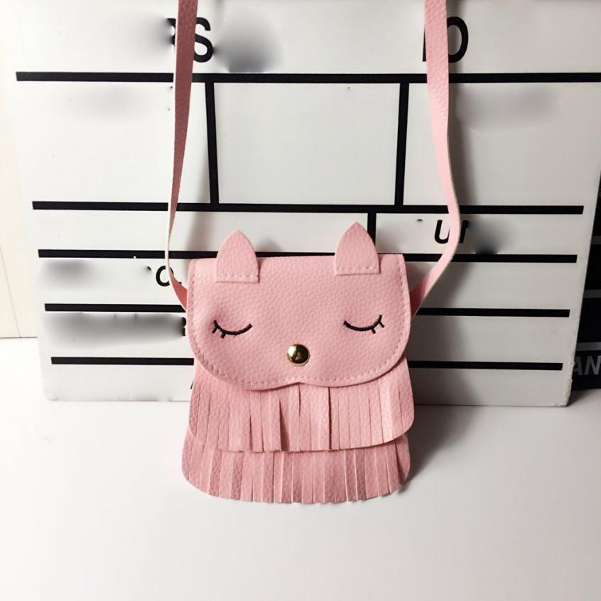 96b29879196a Cheap FashionWomen S Leather Handbags Women Purse Lady S Phone Cute Cat  Small Messenger Bags Students Shoulder Bolsa Feminina 2019 New Gifts Cheap  Designer ...