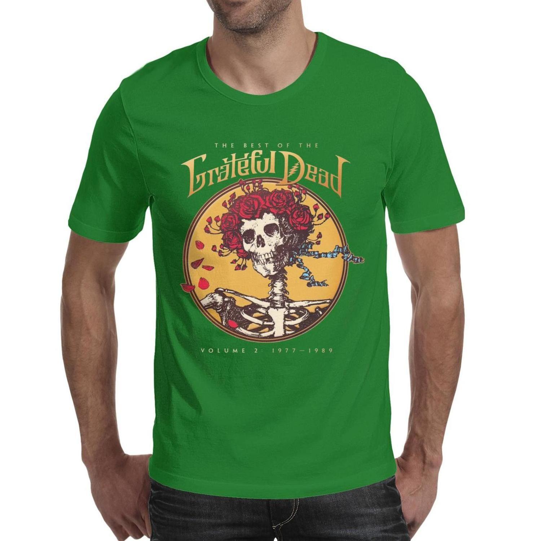 c8efd98d162619 The Best Of The Grateful Dead 2019 Summer Custom T Shirt For Men ...